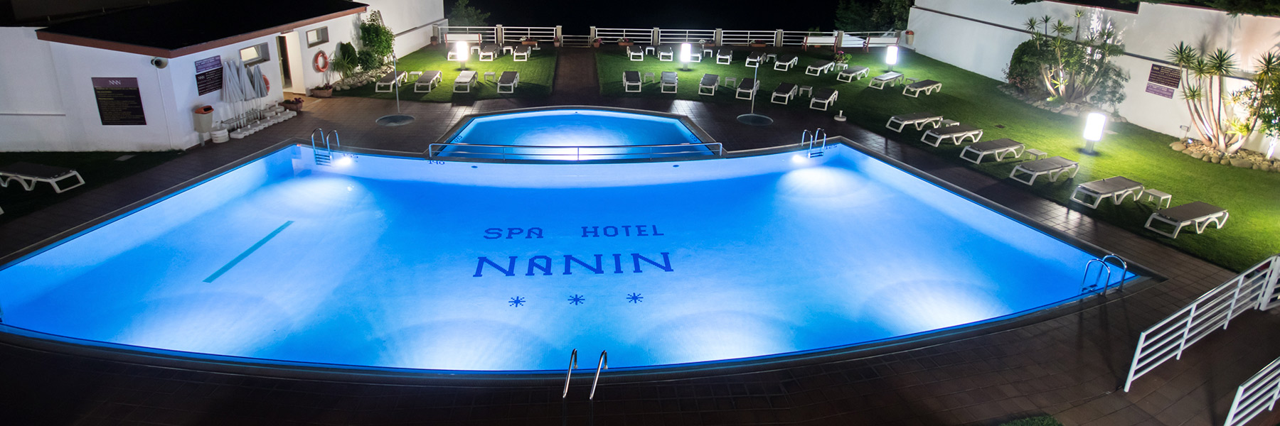 Hotel Spa Nanín Playa